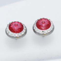 Pink-Lady fülbevaló