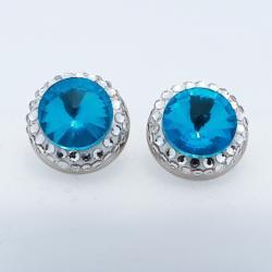 Blue-Lady fülbevaló