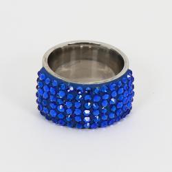 Csupakék gyűrű